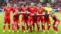 équipe nationale suisse