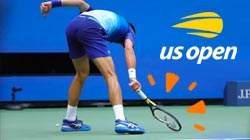 Djokovic US Open Medvedev