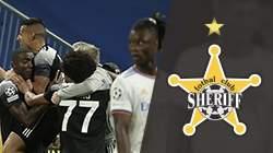 victoire du Sheriff Tiraspol face au Real Madrid