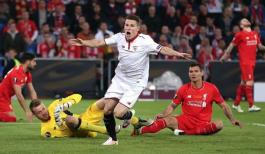 kevin gameiro FC Séville Liverpool