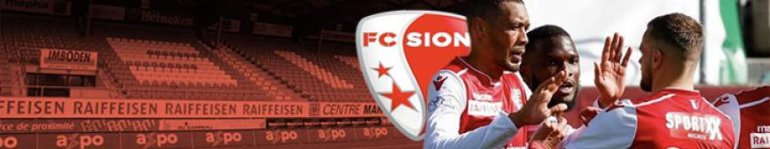 Guillaume Hoarau FC Sion