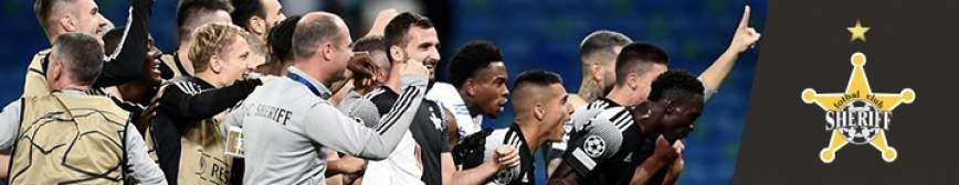 Sheriff Tiraspol Real Madrid Ligue des Champions
