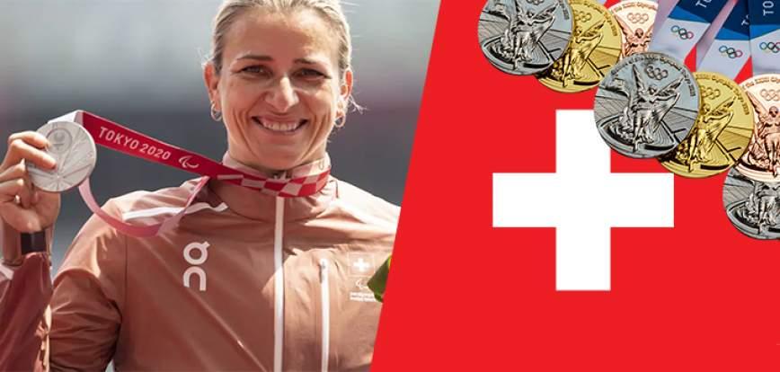 Manuela Schar Jeux Paralympiques Tokyo