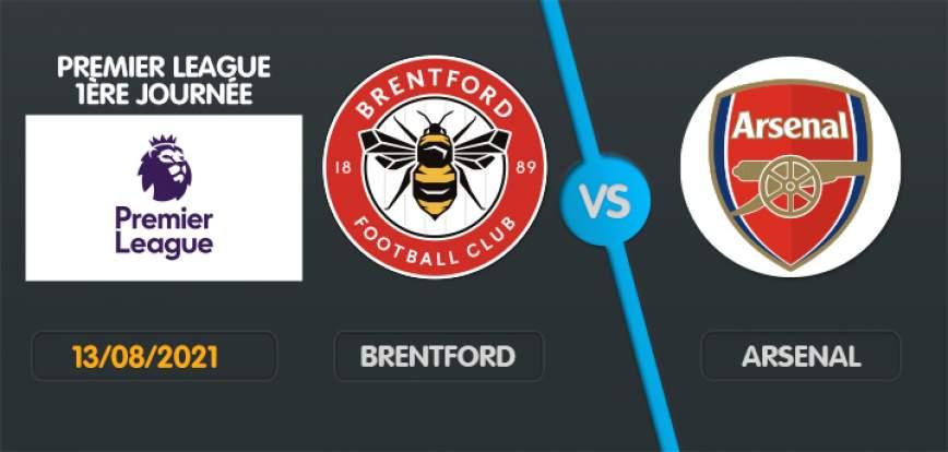 Brentford Arsenal pronostic premier league