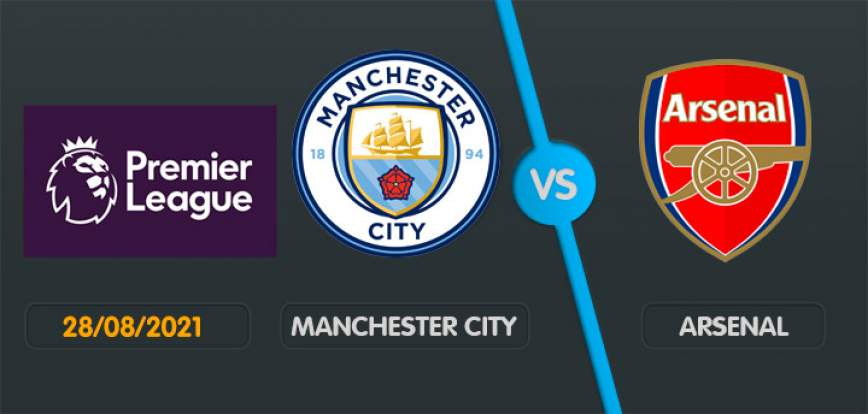 Manchester City Arsenal premier league